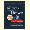 Mitch Albom - The Five People You Meet in Heaven (Unabridged) artwork