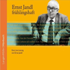 Ernst Jandl - Ernst Jandl frГјhlingshaft Grafik