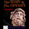 Homer - The Iliad & the Odyssey (Unabridged)  artwork
