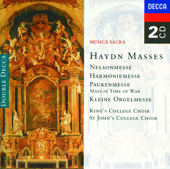 Haydn: 4 Masses