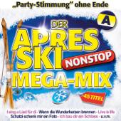 Der Aprés Ski Nonstop Mega-Mix - A