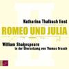 William Shakespeare - Romeo und Julia Grafik