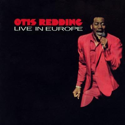 Live In Europe - Otis Redding