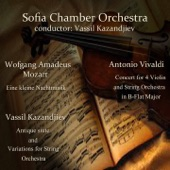 Sofia Chamber Orchestra - Variations for String Orchestra