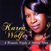 Karen Wolfe - Man Enough