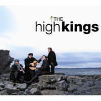 The High Kings - The Rocky Road to Dublin artwork