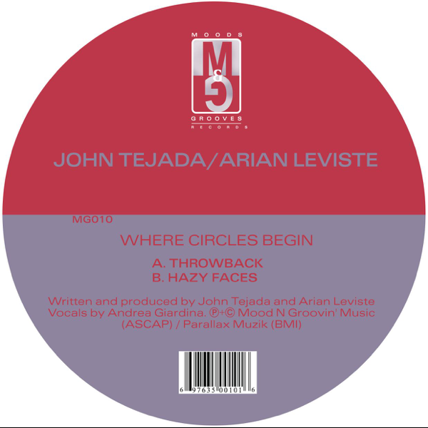 Where Circles Begin - EP by Arian Leviste & John Tejada