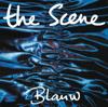 The Scene - Blauw kunstwerk