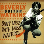 """Beverly """"Guitar"""" Watkins - Too Many Times"""