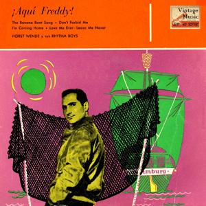 Freddy Quinn - Vintage Pop No. 136 - EP: The Banana Boat Song