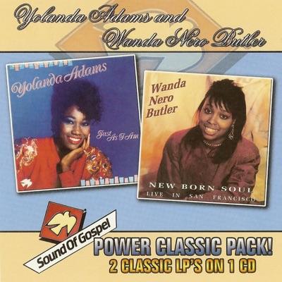 Just As I Am / New Born Soul - Yolanda Adams