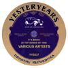The Andrews Sisters & Danny Kaye - Woody Woodpecker artwork