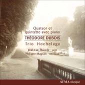 Théodore Dubois - Théodore Dubois: Quintette pour piano, violon, hautbois, alto et violoncelle - II. Canzonetta