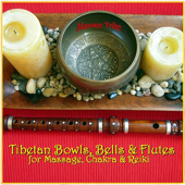 Tibetan Bowls, Bells & Flutes: For Massage, Chakra & Reiki-Massage Tribe