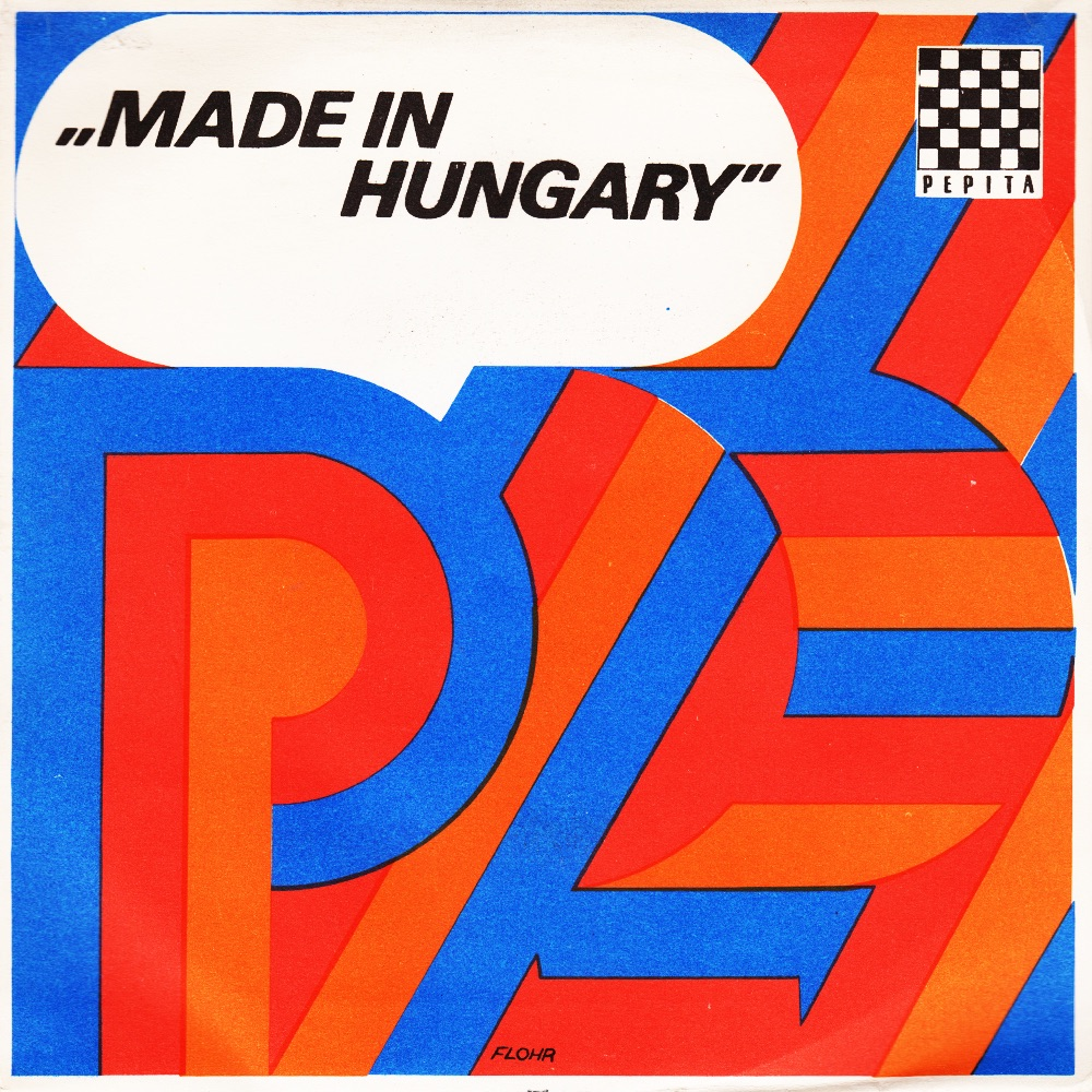 Made In Hungary 1972 - Single
