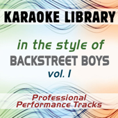 [Download] As Long As You Love Me (Instrumental Only) [In the Style of Backstreet Boys] MP3