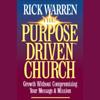 Rick Warren - The Purpose-Driven Church artwork