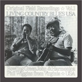 Bowling Green John Cephas & Harmonica Phil Wiggins - I Ain't Got No Lovin' Baby Now