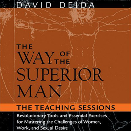 The Way of the Superior Man: The Teaching Sessions - David Deida MP3 Download