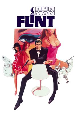 Daniel Mann - Our Man Flint  artwork