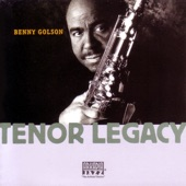 Benny Golson - Cry Me A River