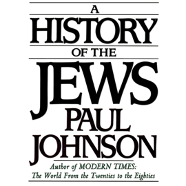 A History of the Jews (Unabridged) audiobook
