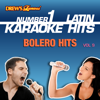 Drew's Famous #1 Latin Karaoke Hits: Bolero Hits Vol. 9 - Reyes De Cancion