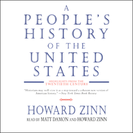 A People's History of the United States: Highlights from the Twentieth Century audiobook