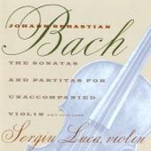 Sergiu Luca - Sonata No. 3 in C, BWV 1005: Allegro Assai