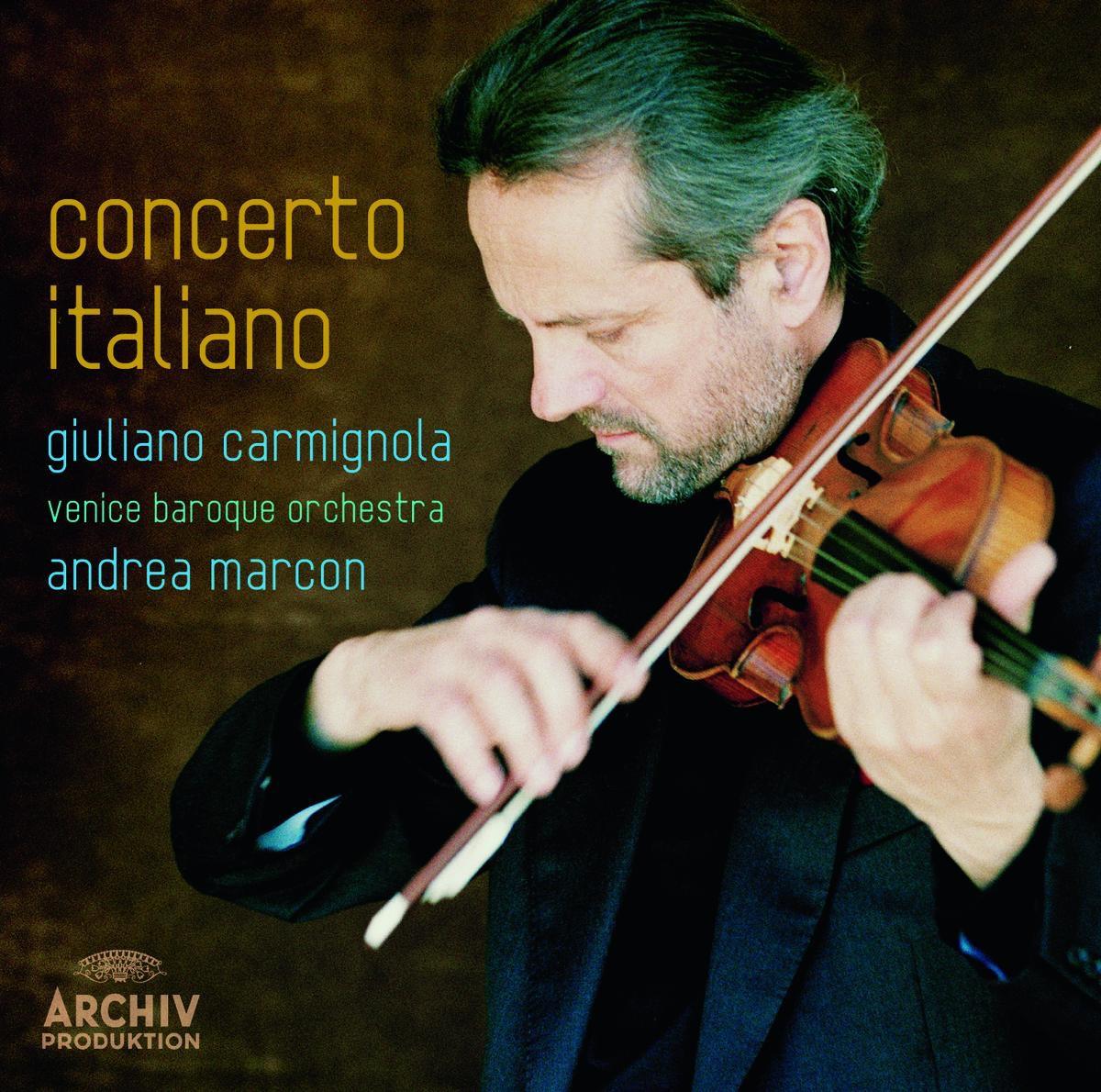 Concerto for Violin in C Major, Op. 2a, No. 2: II. Adagio