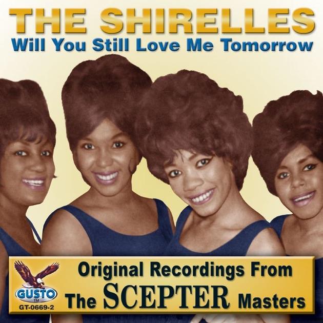 Afbeeldingsresultaat voor The Shirelles