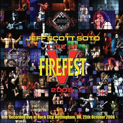 Live at Firefest 2008 - Jeff Scott Soto