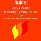 Fire (feat. Simon LeBon) - EP