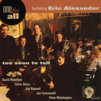 One for All - Too Soon to Tell artwork