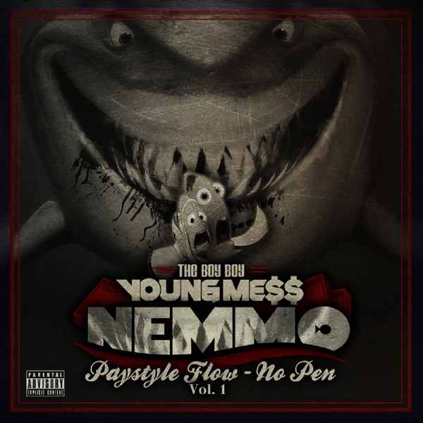 Nemmo: Paystyle Flow - No Pen Vol  1 by Messy Marv on iTunes