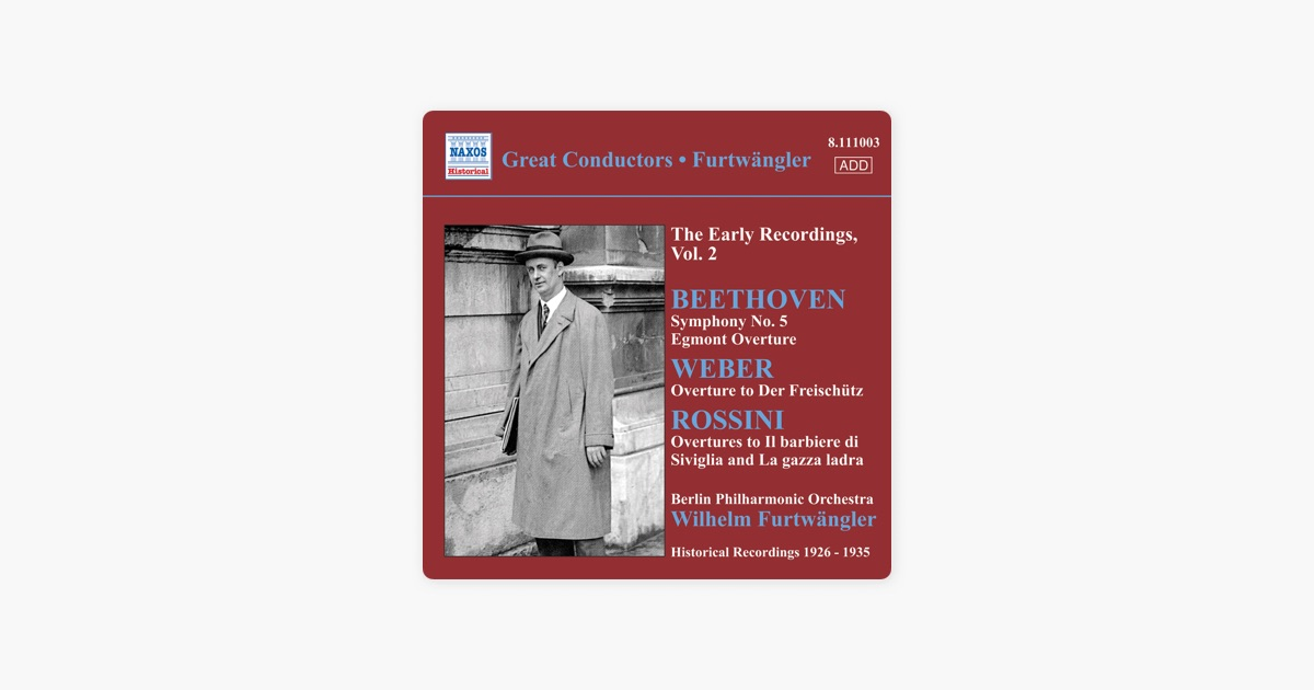 Beethoven Symphony No 5 Egmont