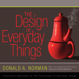 The Design of Everyday Things (Unabridged) audiobook