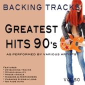 Greatest Hits 90's Vol 50 (Backing Tracks)