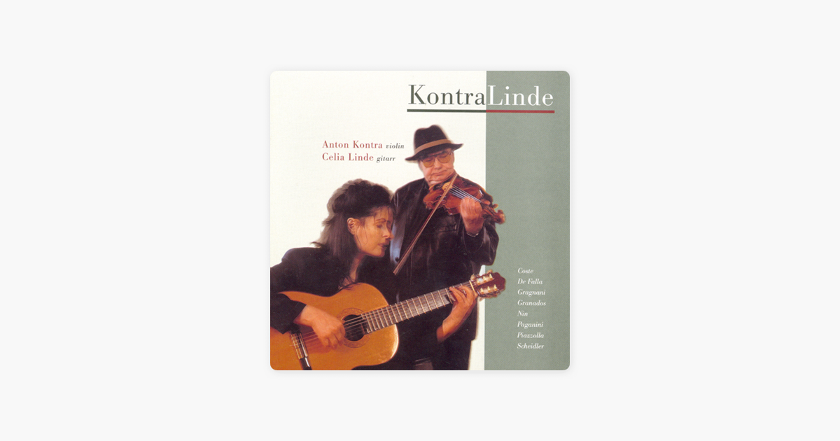 Gragnani: Sonata in D Major - Coste: Le Montagnard - Scheidler: Sonata in  D Major by Celia Linde & Anton Kontra