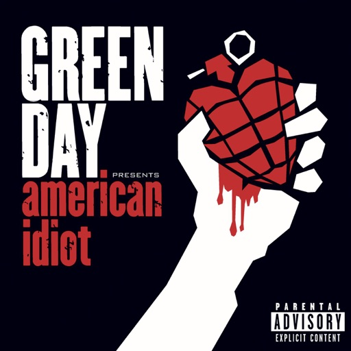 Art for American Idiot by Green Day