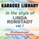 Tumbling Dice (Karaoke Version No Backing Vocal) [In the Style of Linda Ronstadt] - Karaoke Library