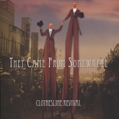 Clothesline Revival - Orange Clown Train (feat. Charlie Musselwhite)