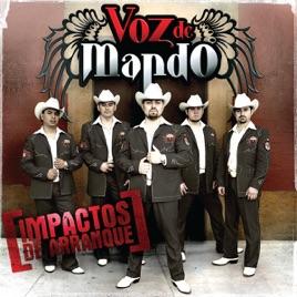 Voz De Mando Albums