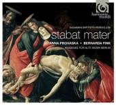 Bernarda Fink - Stabat Mater: X. Aria (alto): Fac, ut portem Christi mortem