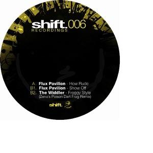 Dubstep - Shift006 - Flux Pavilion, The Widdler, Zeno - Single