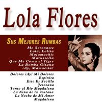Lola Flores - Sus Mejores Rumbas artwork