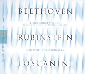 """Arthur Rubinstein - Rubinstein Collection, Vol. 14: Beethoven: Piano Concerto No. 3, Sonatas Nos. 18 & 23 (""""Appassionata"""")"""