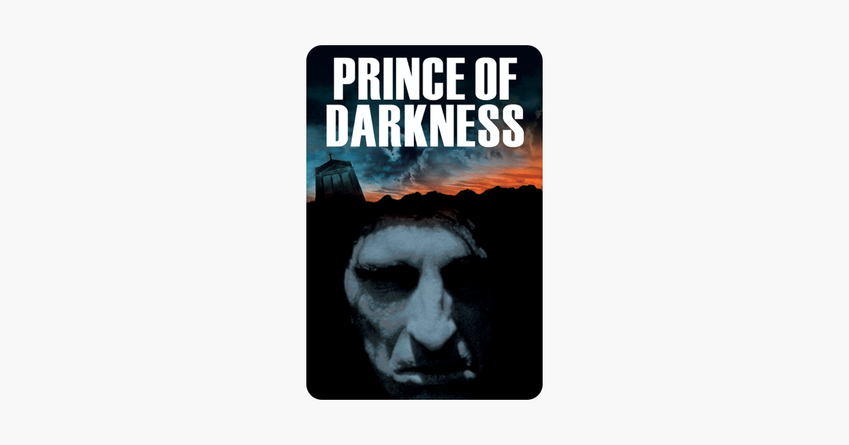 Prince of Darkness on iTunes