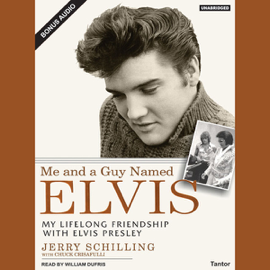 Me and a Guy Named Elvis: My Lifelong Friendship With Elvis Presley (Unabridged) audiobook