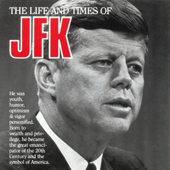 John F. Kennedy: Hero of History (Abridged  Nonfiction)